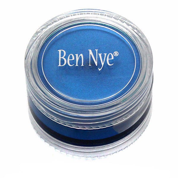 Ben Nye Lumiere Creme Colours - Cosmic Blue (LCR-12) | Camera Ready Cosmetics - 8