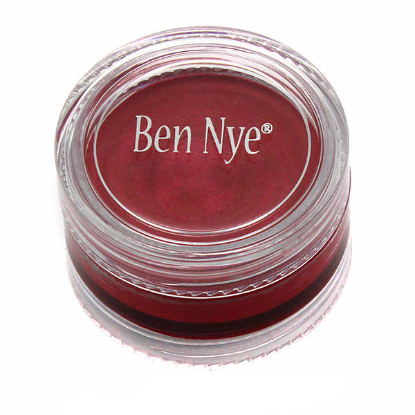 Ben Nye Lumiere Creme Colours - Cherry Red (LCR-155) | Camera Ready Cosmetics - 7