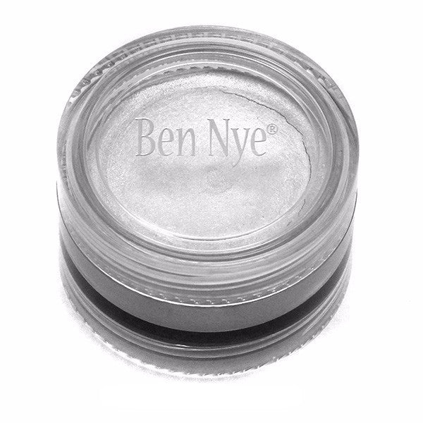 Ben Nye Lumiere Creme Colours - Ice (LCR-1) | Camera Ready Cosmetics - 11
