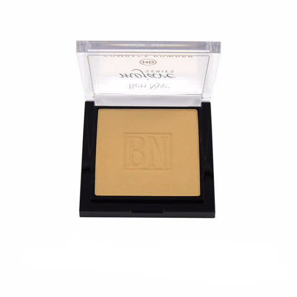Ben Nye MediaPRO Mojave Poudre Compacts - Golden Light MHC-31 | Camera Ready Cosmetics - 6
