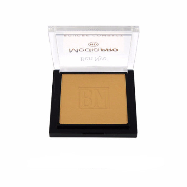 Ben Nye MediaPRO Mojave Poudre Compacts - Caramel MHC-33 | Camera Ready Cosmetics - 5