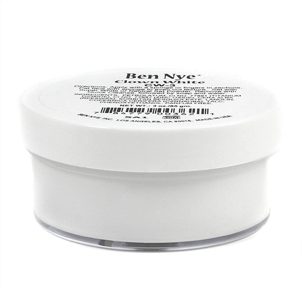 alt Ben Nye Clown White Makeup 3.0oz (CW-3)