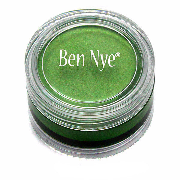 Ben Nye Lumiere Creme Colours - Chartreuse (LCR-8) | Camera Ready Cosmetics - 6