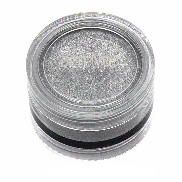 Ben Nye Lumiere Creme Colours - Silver (LCR-4) | Camera Ready Cosmetics - 17