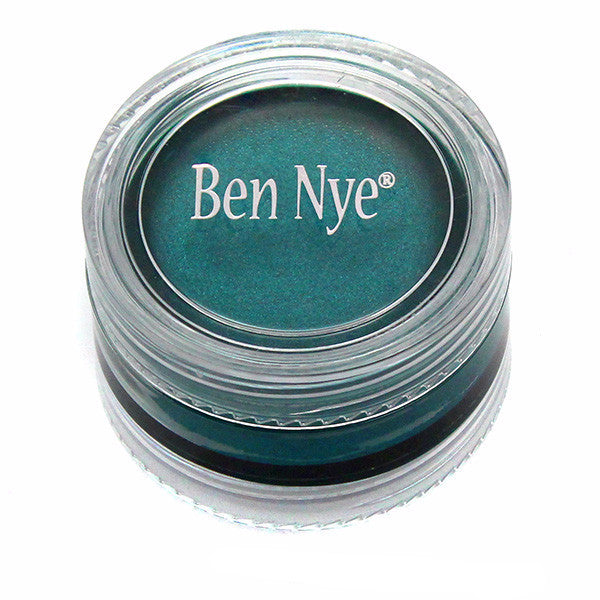 Ben Nye Lumiere Creme Colours - Turquoise (LCR-11) | Camera Ready Cosmetics - 20
