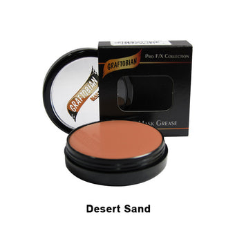 Graftobian Rubber Mask Grease (RMG) - Desert Sand (86351) | Camera Ready Cosmetics - 18