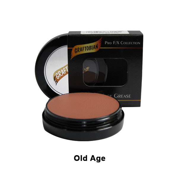Graftobian Rubber Mask Grease (RMG) - Old Age (86119) | Camera Ready Cosmetics - 36