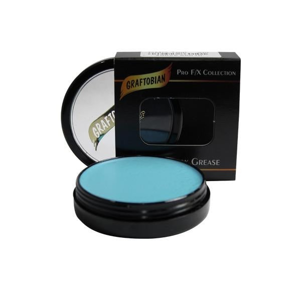 Graftobian Rubber Mask Grease (RMG) - Teal (86010) | Camera Ready Cosmetics - 45