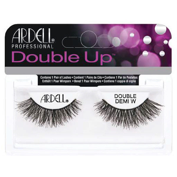 Ardell Double Up Demi Wispies Black Lashes