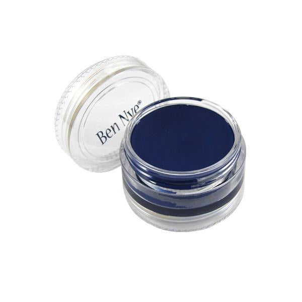 Ben Nye Ultimate FX Creme Color - Sapphire Blue (FX-10) | Camera Ready Cosmetics - 31