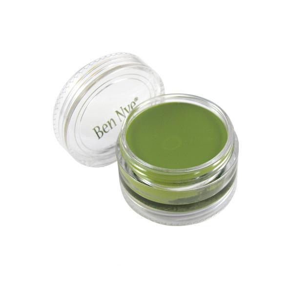 Ben Nye Ultimate FX Creme Color - Sallow Green (FX-11) | Camera Ready Cosmetics - 30