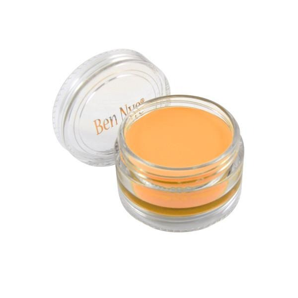 Ben Nye Ultimate FX Creme Color - Chrome Yellow (FX-12) | Camera Ready Cosmetics - 14