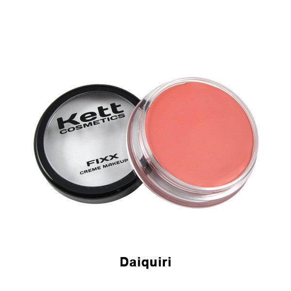 Kett Fixx Creme Blush Compact - Daiquiri | Camera Ready Cosmetics - 5