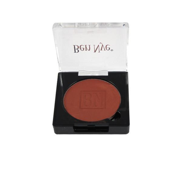 Ben Nye Powder Blush and Contour (full size) - Chestnut (DR-10) | Camera Ready Cosmetics - 5