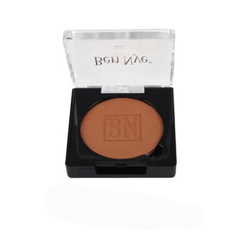 alt Ben Nye Powder Blush and Contour (Full Size) Coco Rose (DR-15)