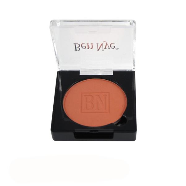 Ben Nye Powder Blush and Contour (full size) - Coral (DR-7) | Camera Ready Cosmetics - 10