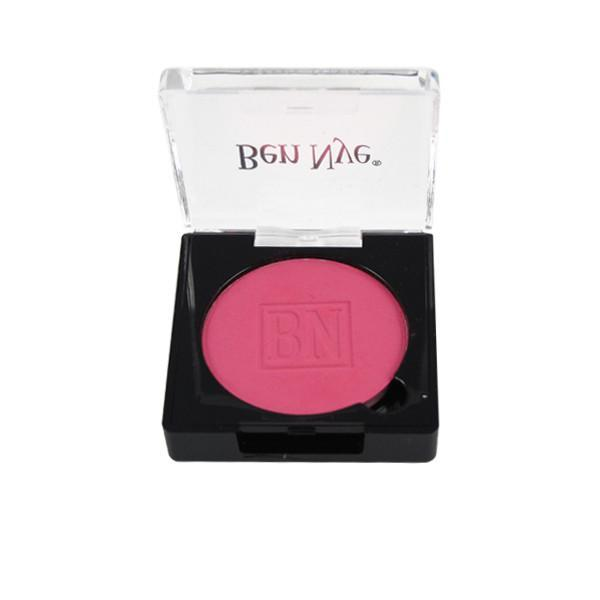 Ben Nye Powder Blush and Contour (full size) - Misty Pink (DR-6) | Camera Ready Cosmetics - 21