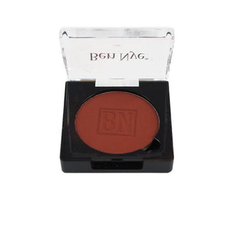 alt Ben Nye Powder Blush and Contour (Full Size) Red Brown (DR-17)