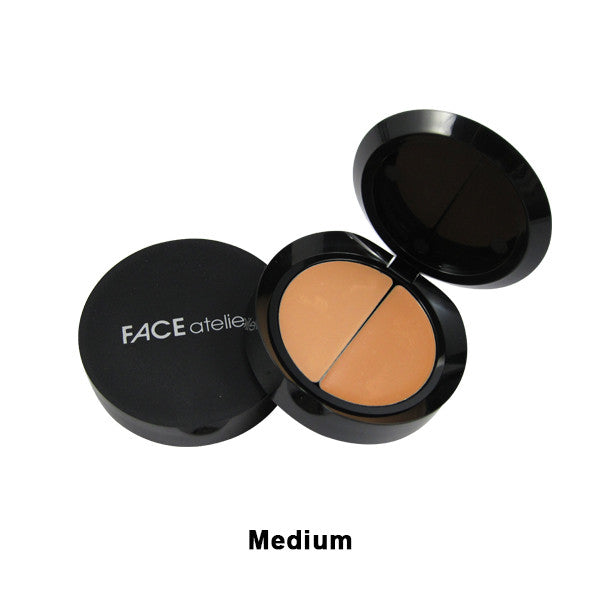 Face Atelier Camouflage Duet - CAM2 Medium | Camera Ready Cosmetics - 4