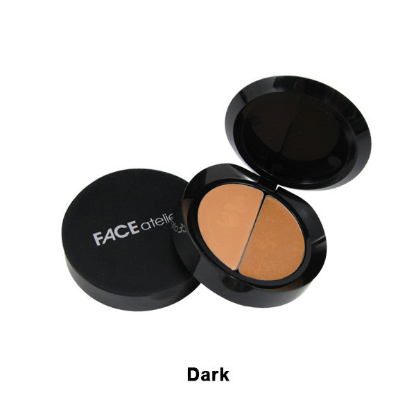 Face Atelier Camouflage Duet - CAM3 Dark | Camera Ready Cosmetics - 5