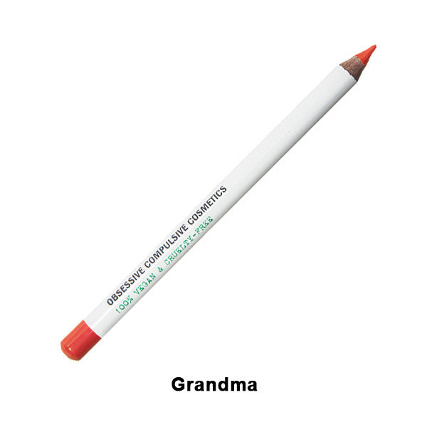 OCC Cosmetic Colour Pencil - Grandma Pencil | Camera Ready Cosmetics - 7