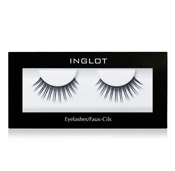 Inglot Eyelashes  | Camera Ready Cosmetics
