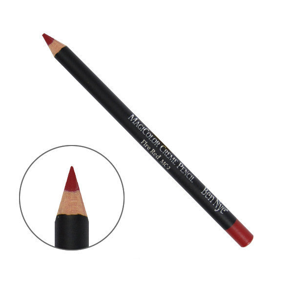 Ben Nye MagiColor Creme Pencil - Fire Red (MC-2) | Camera Ready Cosmetics - 4