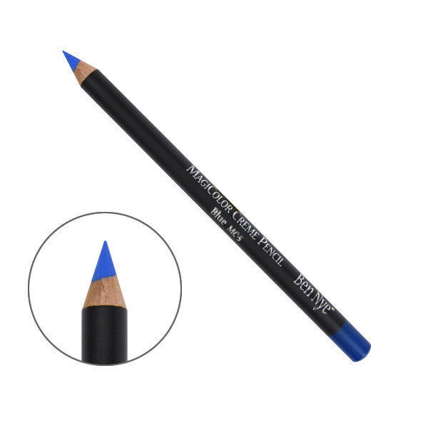 Ben Nye MagiColor Creme Pencil - Blue (MC-5) | Camera Ready Cosmetics - 7