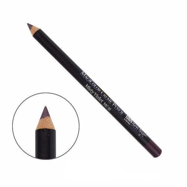 Ben Nye MagiColor Creme Pencil - Misty Violet (MC-18) | Camera Ready Cosmetics - 12