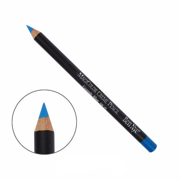 Ben Nye MagiColor Creme Pencil - Cosmic Blue (MC-19) | Camera Ready Cosmetics - 13