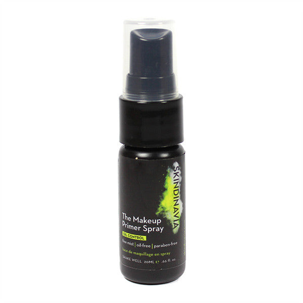 Skindinavia The Makeup Primer Spray - Oil Control / 0.66oz | Camera Ready Cosmetics - 2