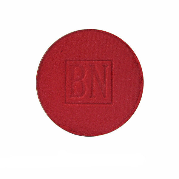 Ben Nye Lumiere Eye Shadow REFILL - Cherry Red (LUR-155) | Camera Ready Cosmetics - 8
