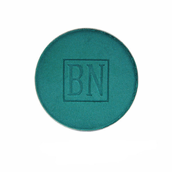 Ben Nye Lumiere Eye Shadow REFILL - Turquoise (LUR-11) | Camera Ready Cosmetics - 24