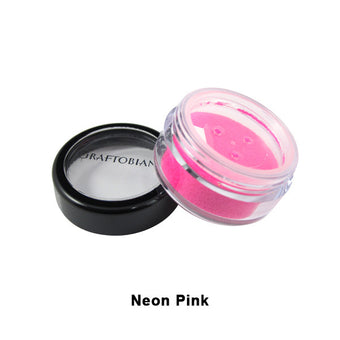 Graftobian Glitter Powder - Neon Pink (96119) | Camera Ready Cosmetics - 16