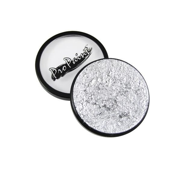 Graftobian ProPaints - Metallic - Silver Sterling (77014) | Camera Ready Cosmetics - 15