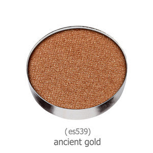 Yaby Eyeshadow REFILL - Ancient Gold - frost ES539 | Camera Ready Cosmetics - 71