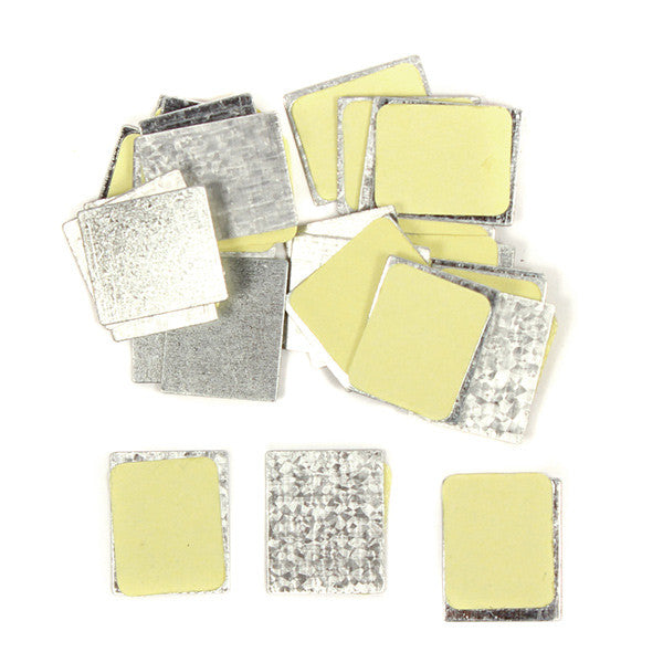 Z Palette Metal Stickers - Square | Camera Ready Cosmetics - 3