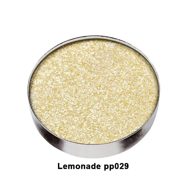 Yaby World of Pearl Paint Palette REFILL - Lemonade PP029 | Camera Ready Cosmetics - 27