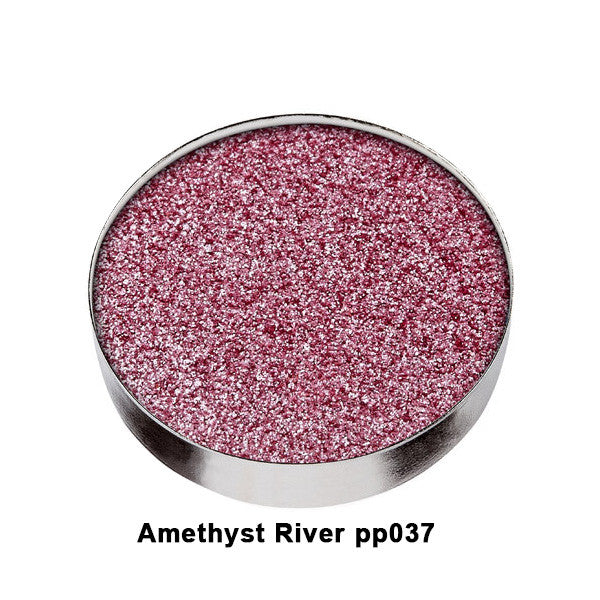 Yaby World of Pearl Paint Palette REFILL - Amethyst River PP037 | Camera Ready Cosmetics - 4