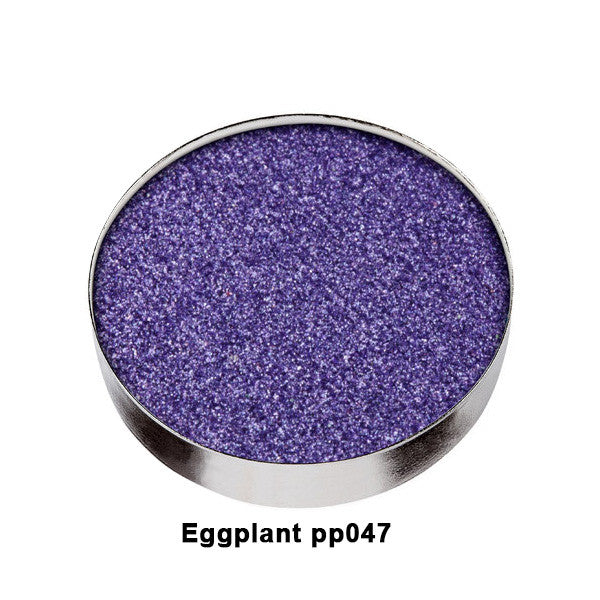 Yaby World of Pearl Paint Palette REFILL - Eggplant PP047 | Camera Ready Cosmetics - 17