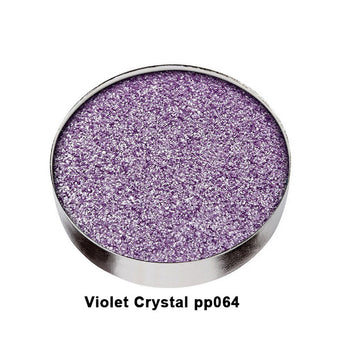 Yaby World of Pearl Paint Palette REFILL - Violet Crystal PP064 | Camera Ready Cosmetics - 45