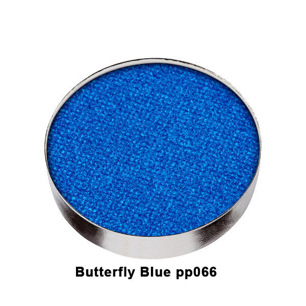 Yaby World of Pearl Paint Palette REFILL - Butterfly Blue PP066 | Camera Ready Cosmetics - 12