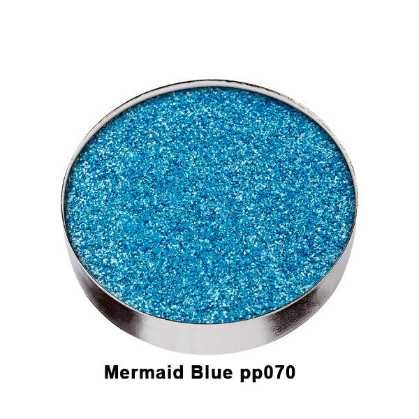 Yaby World of Pearl Paint Palette REFILL - Mermaid Blue PP070 | Camera Ready Cosmetics - 28