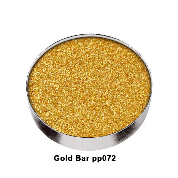 Yaby World of Pearl Paint Palette REFILL - Gold Bar PP072 | Camera Ready Cosmetics - 23