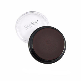alt Ben Nye Creme Shadows Midnite Brown CS-6