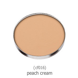 Yaby Cream Foundation REFILL - Peach Cream - CF016 | Camera Ready Cosmetics - 10
