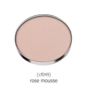 Yaby Cream Foundation REFILL - Rose Mousse - CF049 | Camera Ready Cosmetics - 18