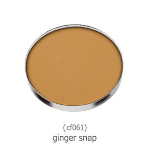 Yaby Cream Foundation REFILL - Ginger Snap - CF061 | Camera Ready Cosmetics - 20