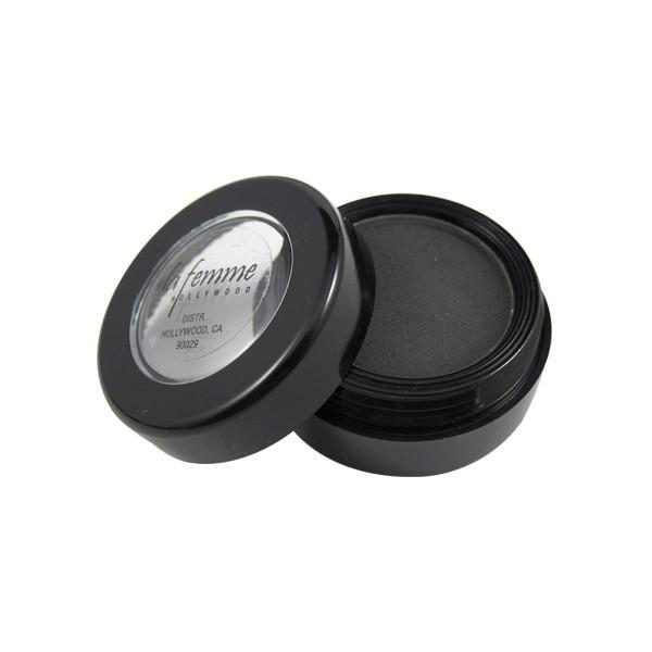 La Femme Cake Eye liner - Charcoal | Camera Ready Cosmetics - 7