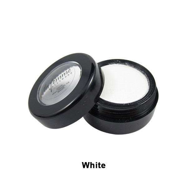 La Femme Cake Eye liner - White | Camera Ready Cosmetics - 24